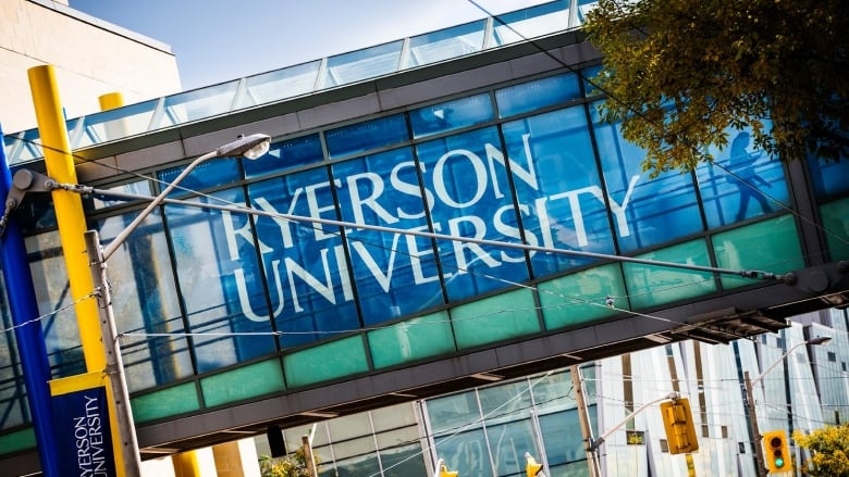 Changing Ryerson University's Name
